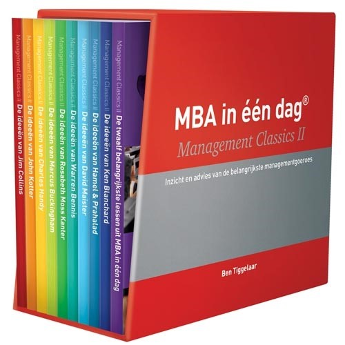 MBA in een dag (CD)