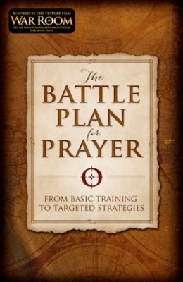 Battleplan for prayer (Paperback)