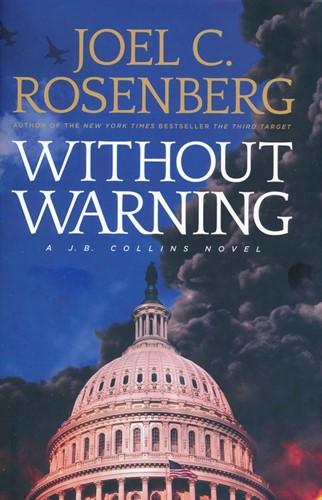 Without warning (Boek)