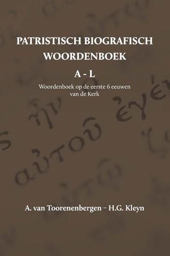 Patristisch biografisch woordenboek (Paperback)