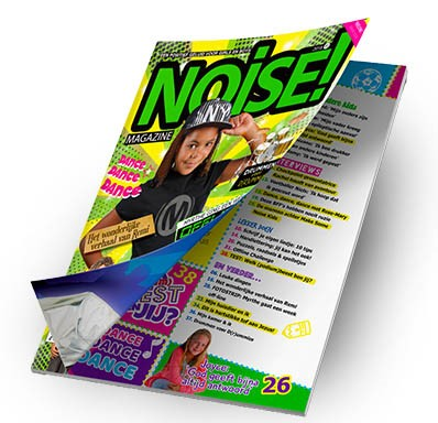 Magazine Noise! (Magazine)