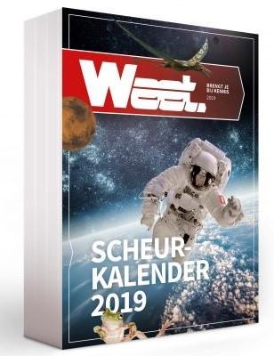 Weet Scheurkalender (Kalender)