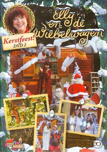 Elly & De Wiebelwagen 2 Kerstfeest (DVD)