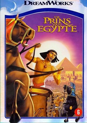 Mozes, prins van Egypte (Bluray)
