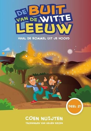 DE BUIT VAN DE WITTE LEEUW (Boek)