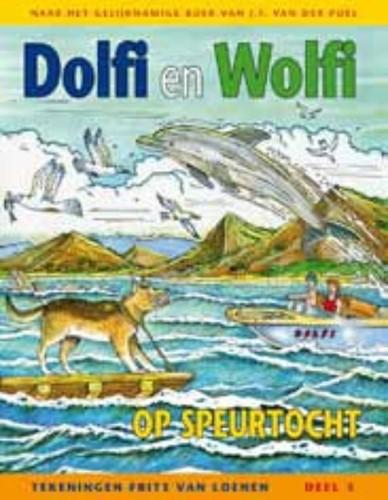 Dolfi en Wolfi op speurtocht (Boek)