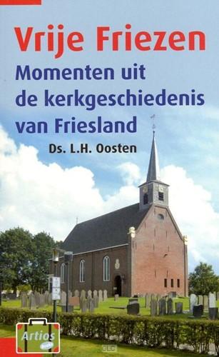 Vrije Friezen (Boek)