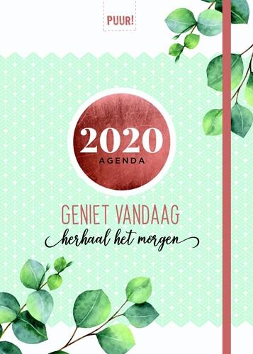 PUUR! agenda 2020 (Paperback)