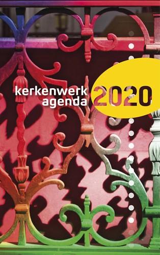 Kerkenwerkagenda 2020 (Paperback)
