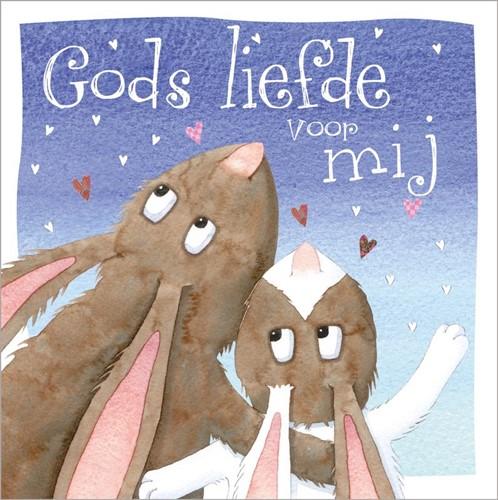 Gods liefde voor mij (Hardcover)