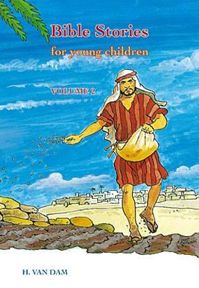 Bible stories for young children, vol. 2 (Hardcover)