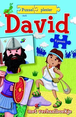 Puzzelplezier met David (Hardcover)