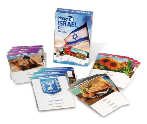 Happy Israel Kwartetspel (Spel)