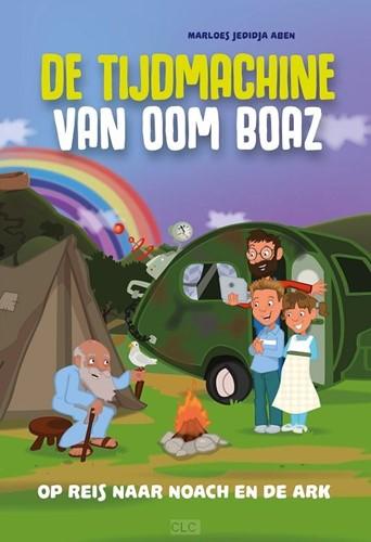 De tijdmachine van Oom Boaz (Hardcover)