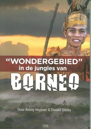 Wondergebied in de jungles van Borneo (Boek)