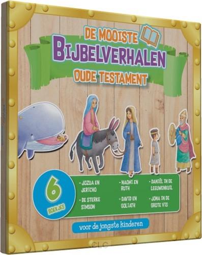 Assortiment de mooiste Bijbelverhalen OT2 (Boek)