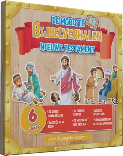 Assortiment de mooiste Bijbelverhalen NT2 (Boek)