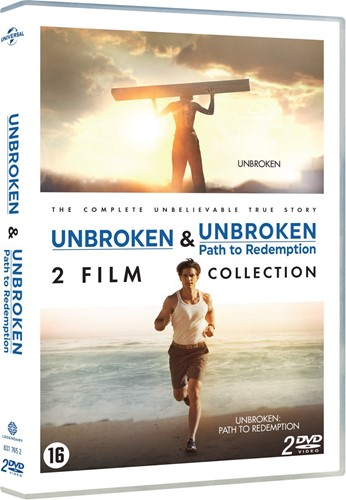 Unbroken & Unbroken: Path to redemption