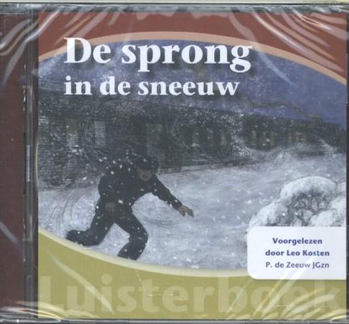 De sprong in de sneeuw (CD)