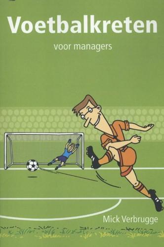 Voetbalkreten voor managers (Boek)