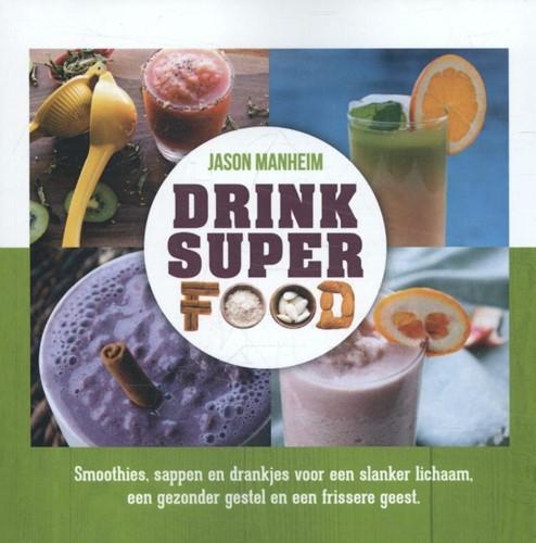 Drink superfood (Boek)
