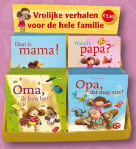 Display prentenboeken Witvliet / Janssen (Hardcover)