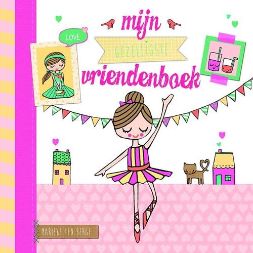 Mijn gezellige vriendenboek/Mijn stoere vriendenboek (Hardcover)