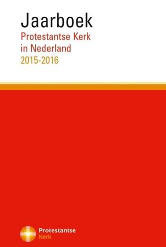 Jaarboek protestantse kerk in Nederland 2015-2016 (Boek)