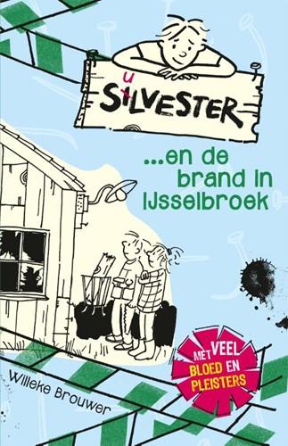 Silvester en de brand in IJsselbroek - deel 2 (Midprice) (Paperback)