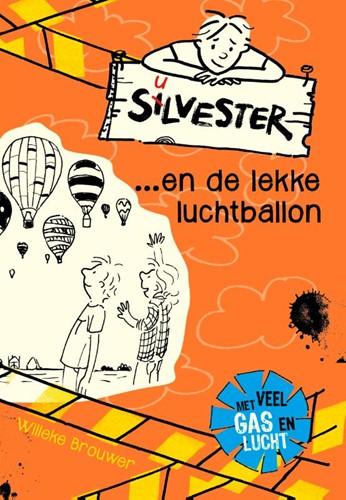 Silvester ... en de lekke luchtballon (Hardcover)