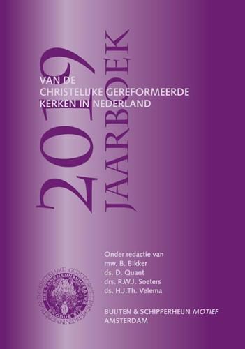 Jaarboek van de Christelijk Gereformeerde Kerken in Nederland 201 (Paperback)