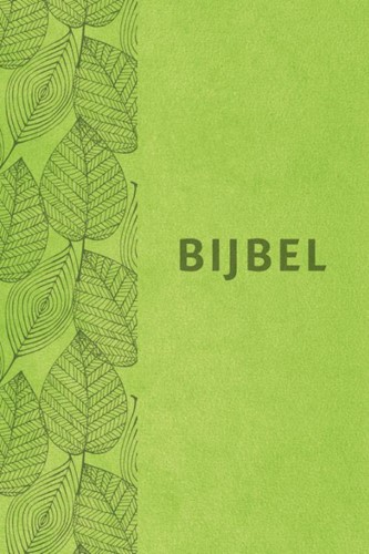 Bijbel (HSV) - vivella groen (Hardcover)