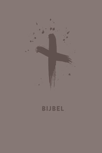 Bijbel (HSV) - vivella kruis (Hardcover)