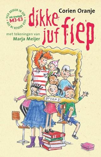 Dikke juf Fiep (Hardcover)