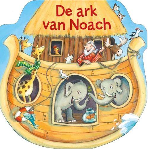 De ark van Noach (Kartonboek)