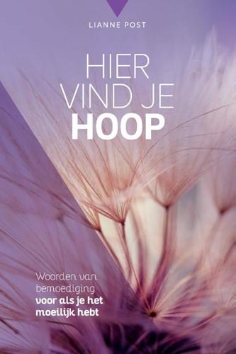 Hier vind je hoop (Paperback)