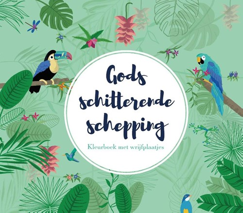 Gods schitterende schepping (Hardcover)