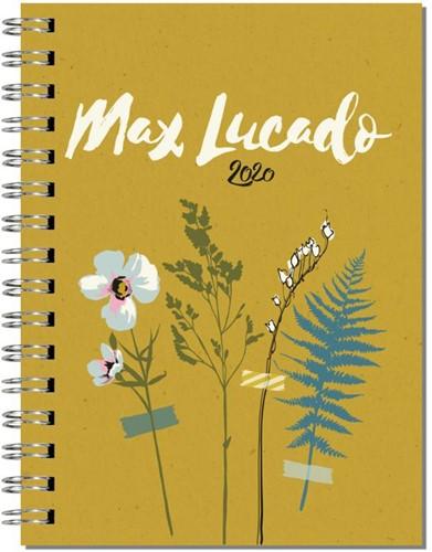 Max Lucado agenda 2020 (Ringband/Map)