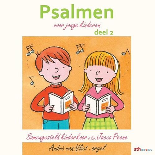 Psalmen voor jonge kinderen (Deel 2) (CD)
