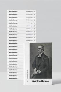Schriftverklaringen (Complete Serie) (Pakket)