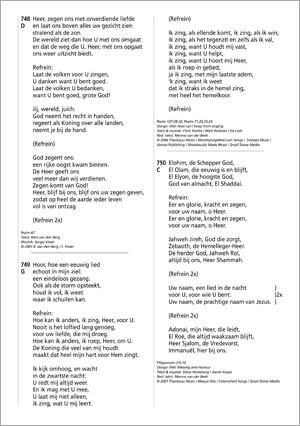 Opwekking A4 tekstaanvulling 43 (820-831)