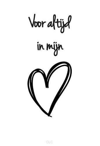 Voor altijd in mijn hart (Boek)