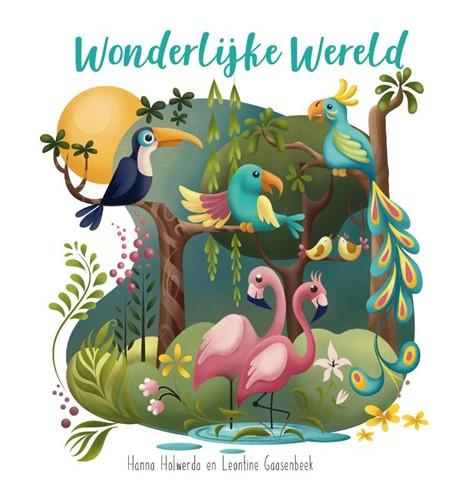 Wonderlijke wereld (Hardcover)