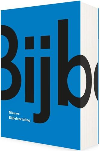 Bijbel Nieuwe Bijbelvertaling blauw midprice (Paperback)
