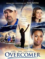 Overcomer (Bluray)