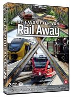 De Favorieten van Rail Away (2DVD) (DVD)