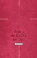 Limited edition Bijbel (HSV) met Psalmen en formulieren - rood (Leer/Luxe gebonden)