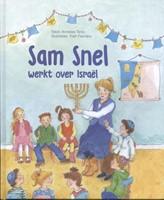 Sam Snel werkt over Israël