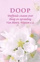 Pareltje Doop (Hardcover)
