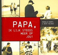 Papa, ik lijk steeds meer op jou!